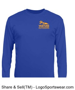 Badger C2 Adult Performance Long Sleeve Tee  Design Zoom